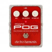 Electro-Harmonix Micro POG Polyphonic Octave Generator