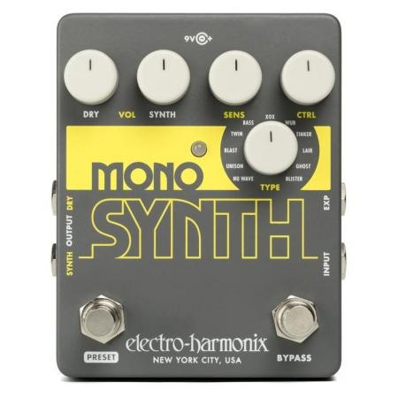 Electro-Harmonix Mono Synth Synthesizer