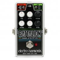 Electro-Harmonix Nano Battalion Bass Preamp/Overdrive