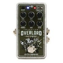 Electro-Harmonix Nano Operation Overlord Allied Overdrive