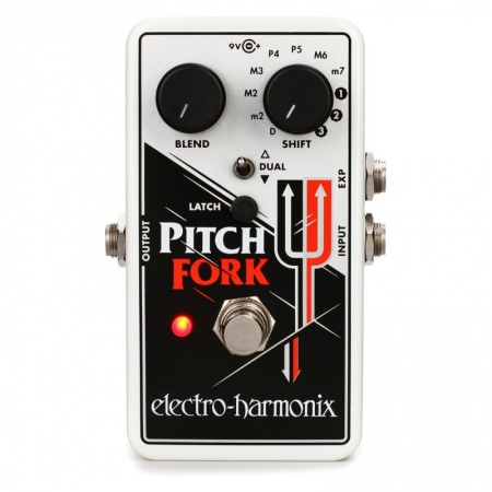 Electro-Harmonix Pitch Fork Polyphonic Pitch-Shifter