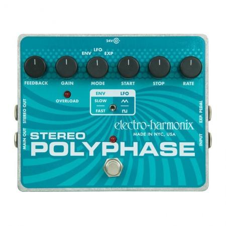 Electro-Harmonix Polyphase Analog Optical Envelope/LFO Phase