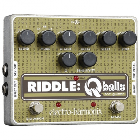 Electro-Harmonix Riddle: Q-Balls Envelope Filter