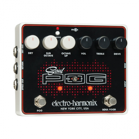 Electro-Harmonix Soul POG Multi-Effects