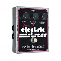 Electro-Harmonix Stereo Electric Mistress Flanger/Chorus