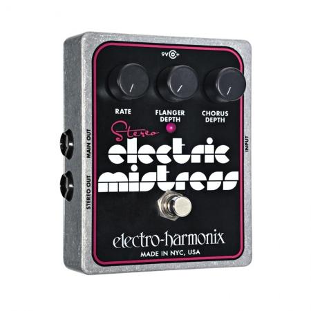 Electro-Harmonix Stereo Electric Mistress Flanger/Chorus