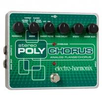 Electro-Harmonix Stereo Polychorus Analog Chorus/Flanger