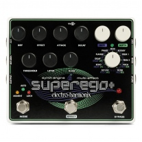 Electro-Harmonix Superego+ Plus Synth Engine/Multi-Effect