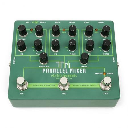 Electro-Harmonix Tri Parallel Mixer