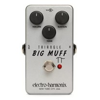 Electro-Harmonix Triangle Big Muff Pi Distortion/Sustainer