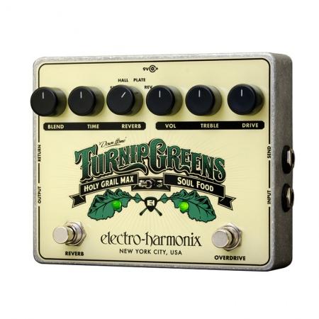 Electro-Harmonix Turnip Greens Multi-Effects
