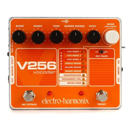 Electro-Harmonix V256 Vocoder