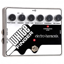 Electro-Harmonix White Finger Analog Optical Compressor