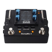 Elite Acoustics StompMIX 4 Compact Digital Mixer