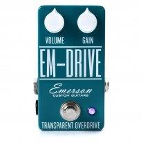 Emerson Custom EM-Drive Transparent Overdrive
