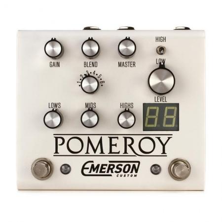 Emerson Custom Pomeroy Boost/Overdrive/Distortion