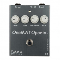 Emma Electronic OMP-1 OnoMATOpoeia Booster/Overdrive