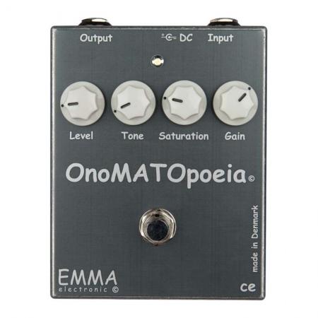 Emma Electronic OMP-1 OnoMATOpoeia Booster/Overdrive