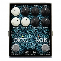 Emma Electronic ON-1 Okto-Nøjs Synth-Like Octave/Fuzz