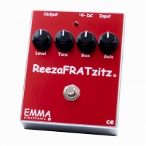 Emma Electronic RF-1 ReezaFRATzitz Distortion