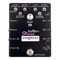 Empress Effects Buffer+ Plus Stereo