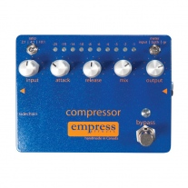 Empress Effects Compressor Analog Compression