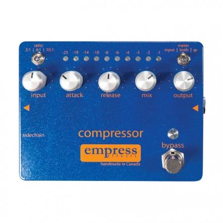 Empress Effects Compressor Analog Compression