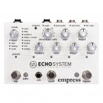 Empress Effects Echosystem Dual Engine Delay
