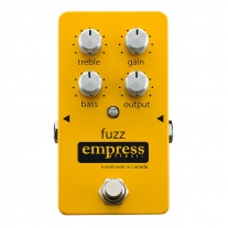 Empress Effects Fuzz Analog Fuzz