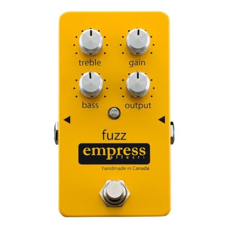 Empress Effects Fuzz Analog Fuzz