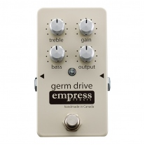 Empress Effects Germ Drive Analog Overdrive