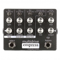 Empress Effects Multidrive Overdrive
