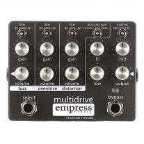 Empress Effects Multidrive Overdrive