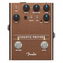 Fender Acoustic Preverb Acoustic Preamp/Reverb