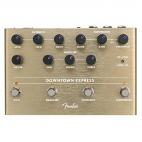 Fender Downtown Express Bass Overdrive/Compressor/EQ