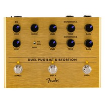 Fender Duel Pugilist Distortion