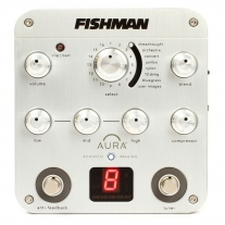 Fishman Aura Spectrum DI Preamp Acoustic