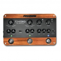 Fishman ToneDEQ Acoustic Preamp EQ