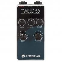 Foxgear Tweed 55 Preamp