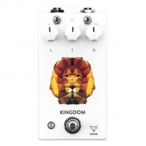 Foxpedal Kingdom Transparent Overdrive