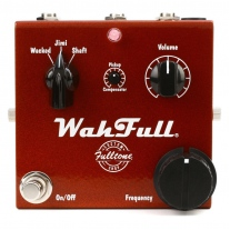 Fulltone Custom Shop WahFull Fixed Wah