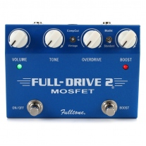 Fulltone Full-Drive2 Mosfet Overdrive/Boost