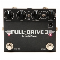 Fulltone Full-Drive3 Overdrive/Boost