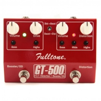 Fulltone GT-500 FET Distortion/Booster/Overdrive