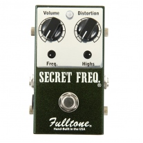 Fulltone Secret Frequency Overdrive/Distortion