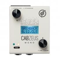GFI System Cabzeus Mono Speaker Simulator/DI