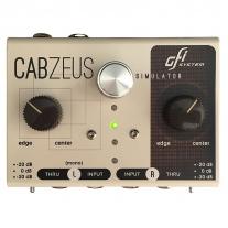GFI System Cabzeus Stereo Speaker Simulator/DI