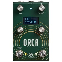 GFI System Orca Stereo Delay