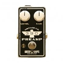 Greer Amps 390 Vintage OD Preamp Overdrive