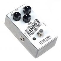 Greer Amps Hammer Distortion/Fuzz